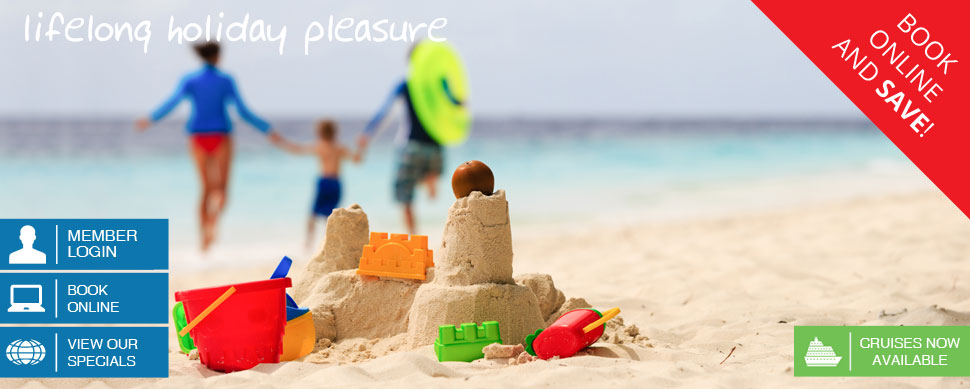 The Holiday Club - Holidays Vacation Flexible Getaway Leisure Escape